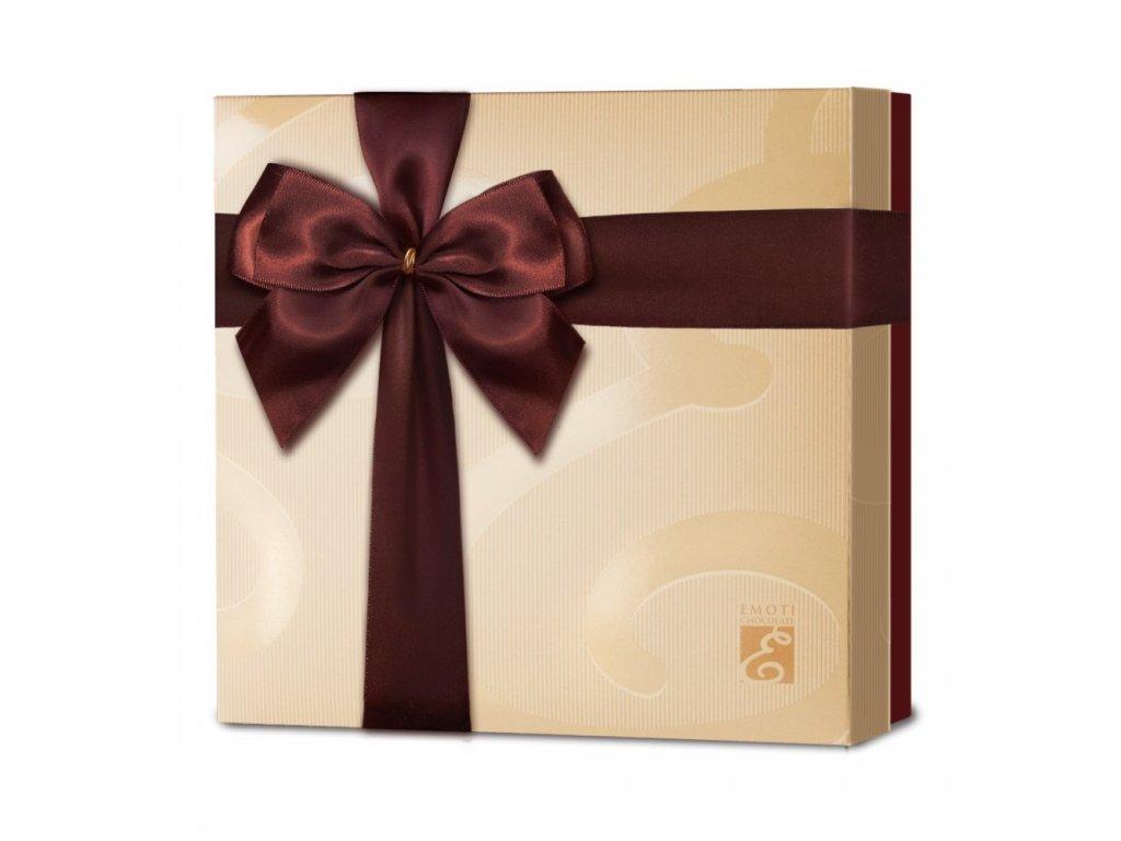 EMOTI Luxusní dárková kazeta belgických pralinek La Palette 215g
