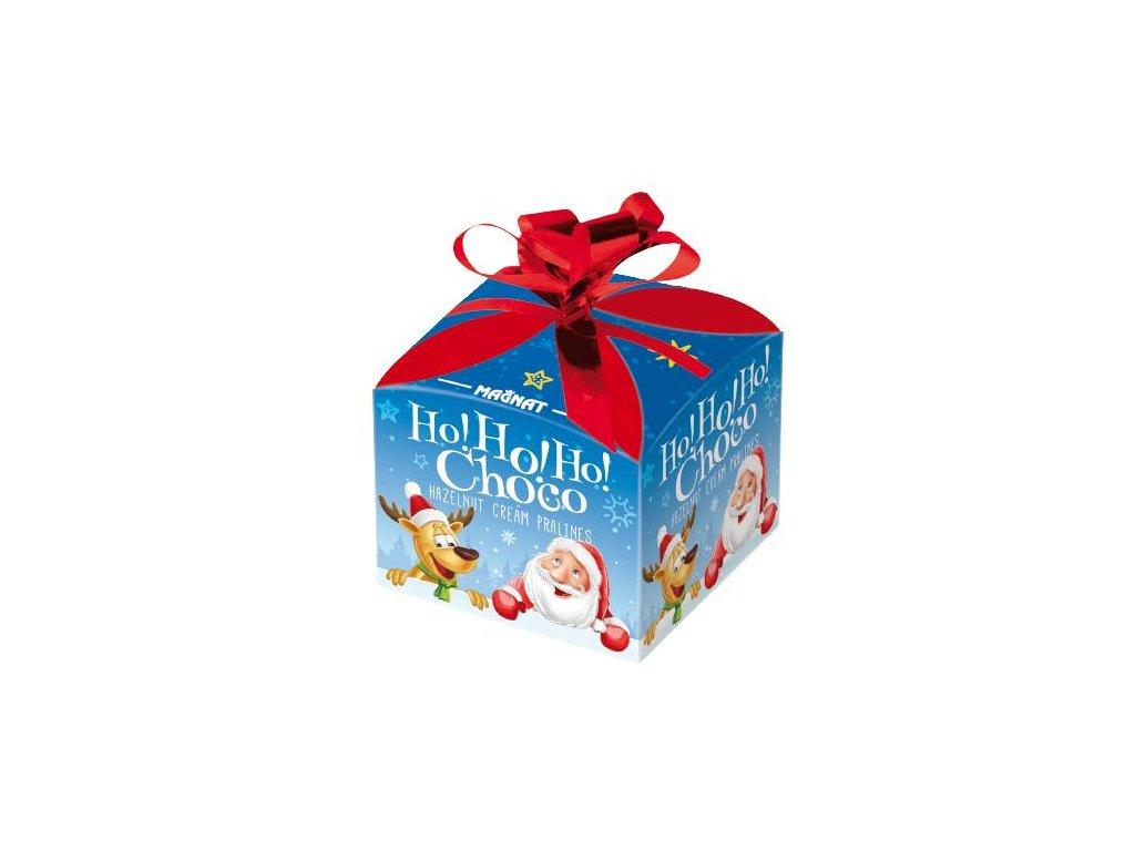 Magnat Lískooříškové pralinky ve vánoční krabičce 40g