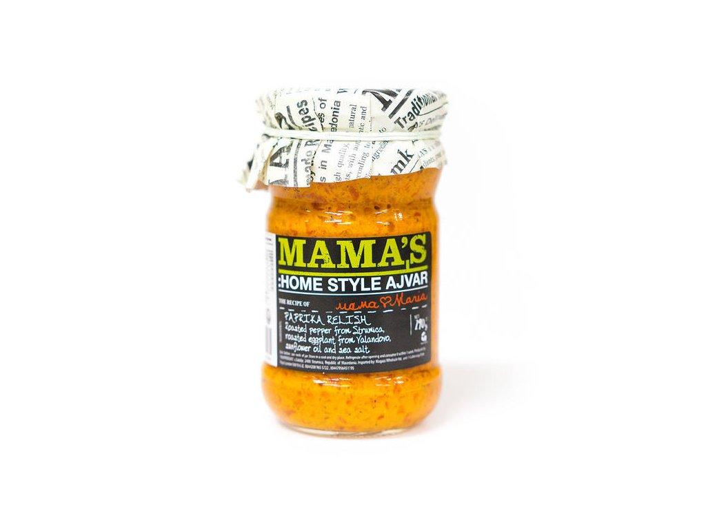 Mama's Ajvar pálivý 290g