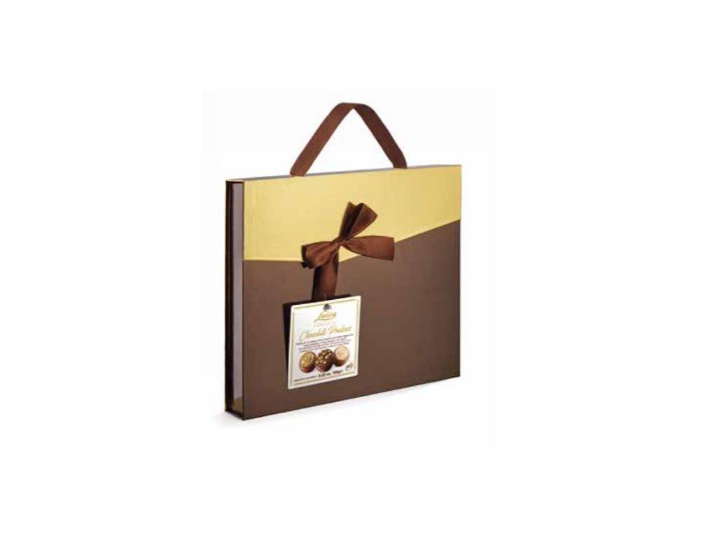 Laica Čokoládové pralinky kabelka 185g