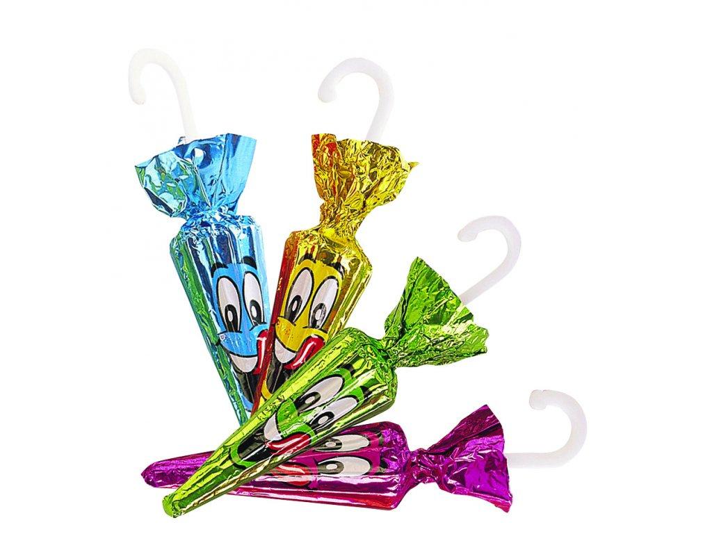Abtey Čokoládové deštníky 12g balení 70ks
