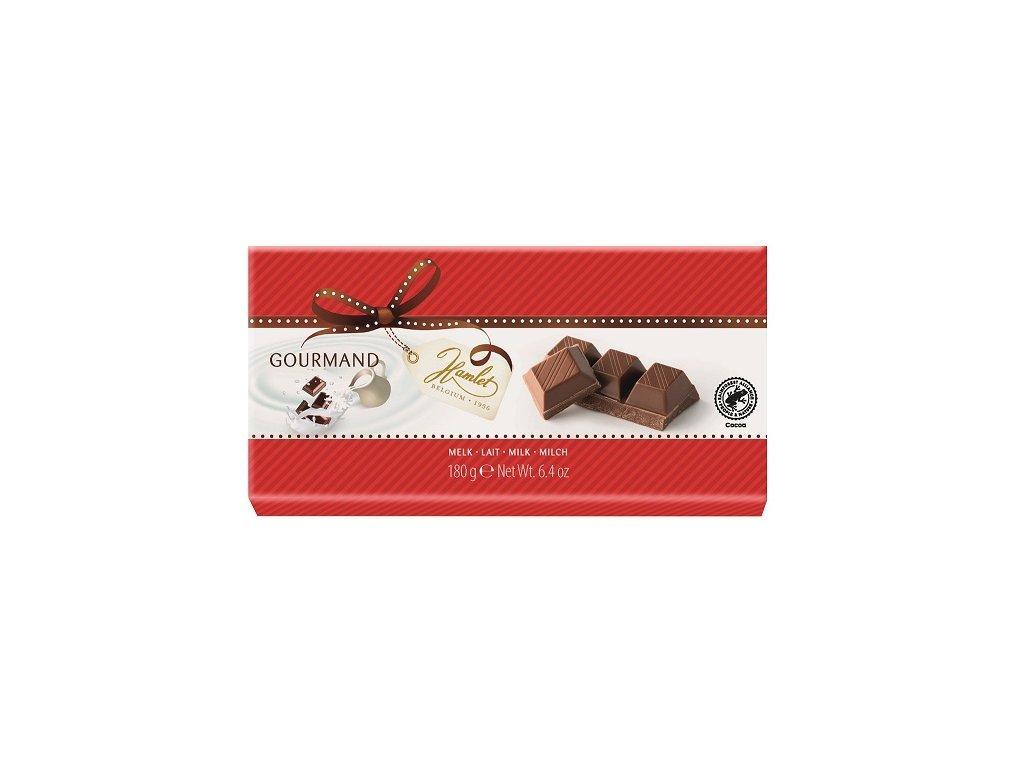 Hamlet Belgická mléčná čokoláda 180g