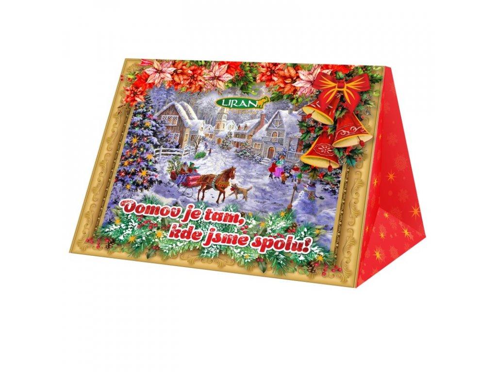 Liran Pohlednice Sypaný vánoční čaj 30g