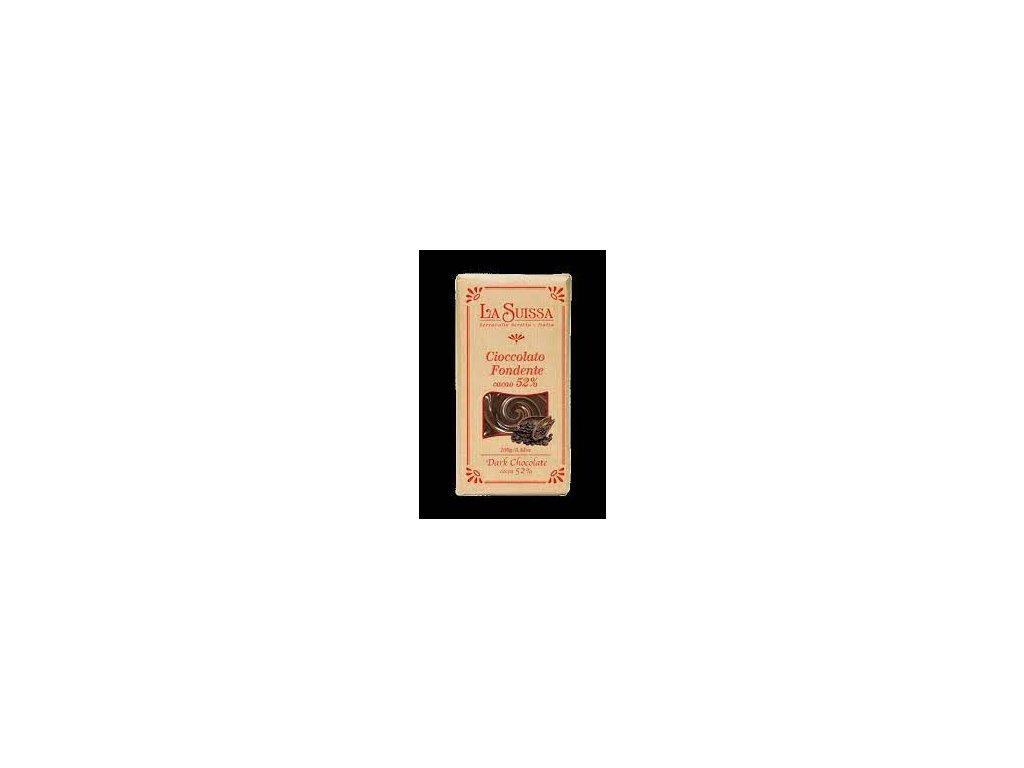 La Suissa Hořká čokoláda 52% 100g