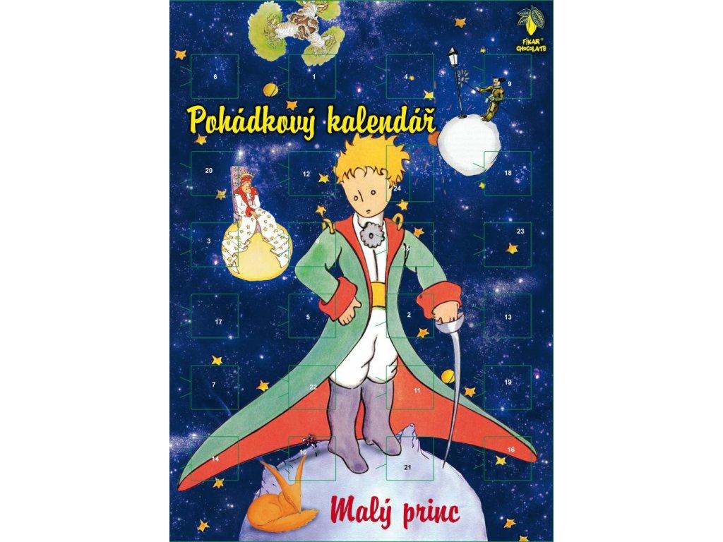 Pohádkový kalendář Malý princ 50g