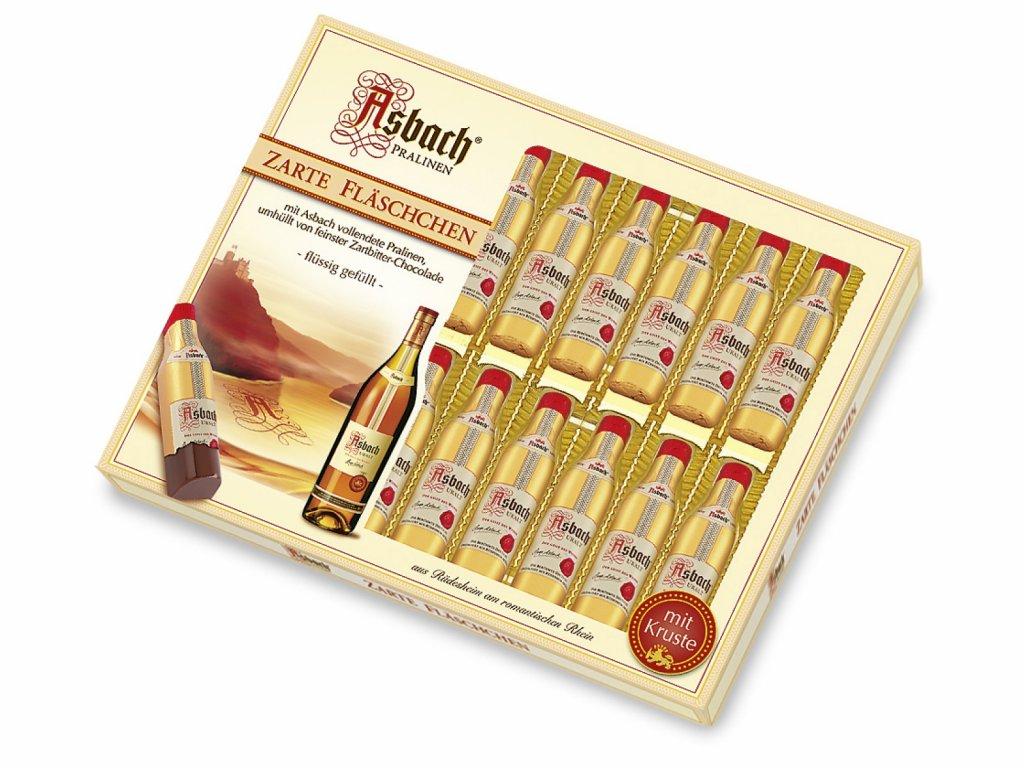 Asbach Dárkové balení lahvičky 250g