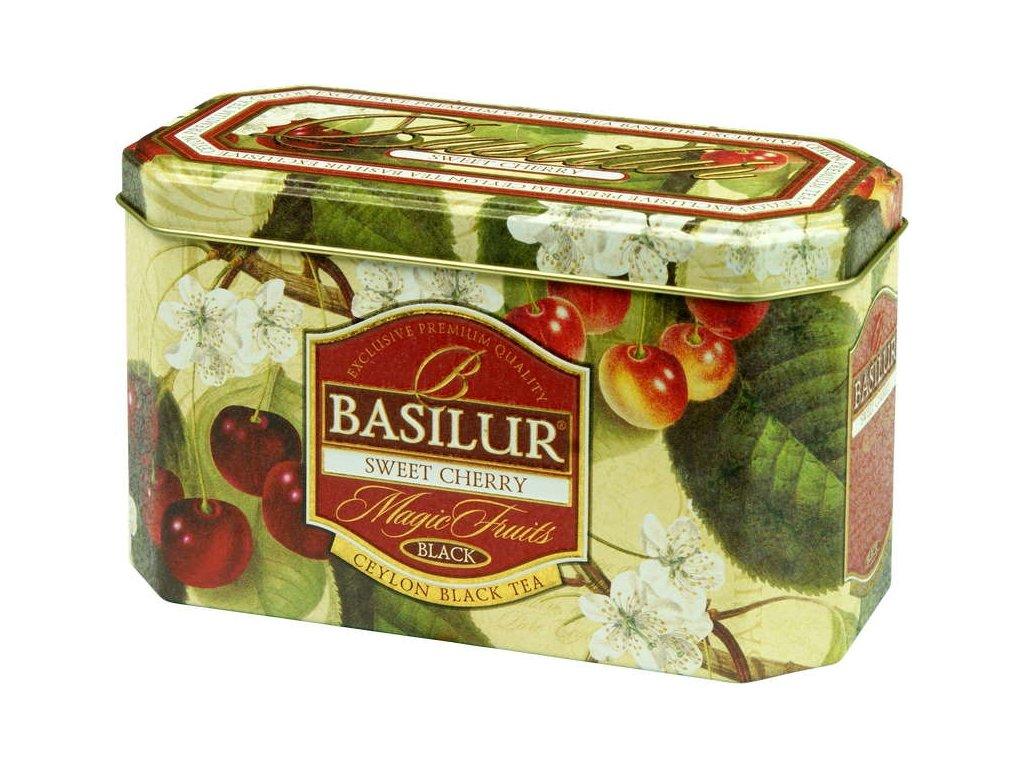 Basilur Magic Sweet Cherry plech 20x2g