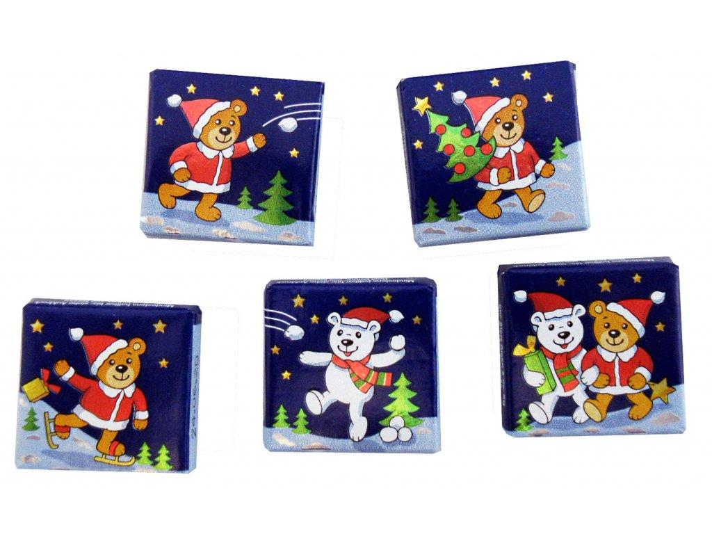 Storz Vánoční puzzle 5g