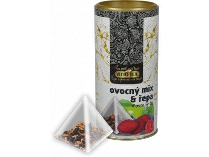 Vitto Tea Čaj Ovocný mix a řepa 30g