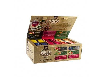 Golden Elefant Garden Tea Ovocná čajová kolekce 60x2g