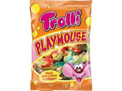 Trolli Mousse Želatinové myši 200g