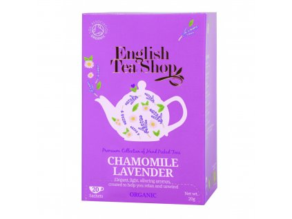 English Tea Shop Levandule a Heřmánek 20n.s.