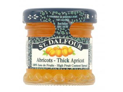 St. Dalfour Ovocná pomazánka meruňka 28g (jednoporcová)