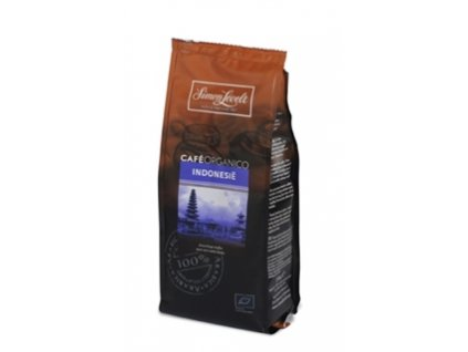 Simon Levelt plantážní mletá káva Indonésie 250g