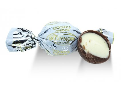Monardo Čokoládový bonbón s kokosovou náplní 1kg