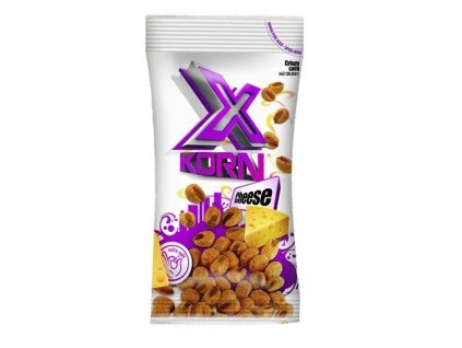 X Korn pražená kukuřice sýrová 35g