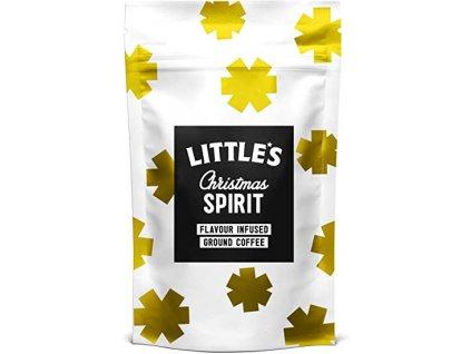 Littles Mletá káva s vánoční příchutí 100g
