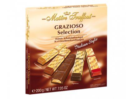 Maitre Truffout Grazioso Selection Italian Style 200g