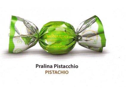 Čokoládové bonbony MONARDO Pistácie 1kg