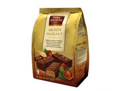 Feiny Mignon Vaflové oplatky s čokoládou 200g