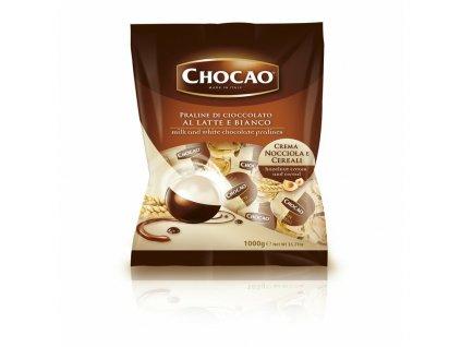 Vergani čokoládový bonbón Double 1kg