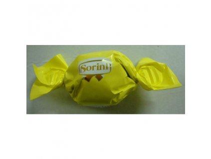 Sorini bonbón žlutý mléčná čokoláda se smetanovým krémem a cereáliemi 1kg
