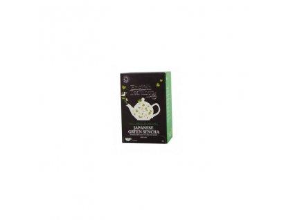 English Tea Shop certifikovaný bio čaj japonský zelený čaj Sencha 20 šáčků