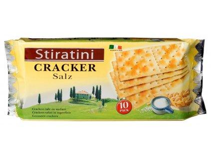 Křupavé, solené Crackery 250g