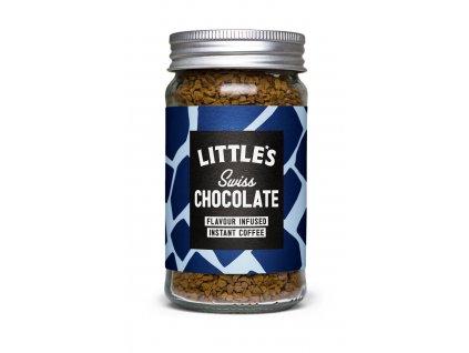 Littles instantní káva ochucená čokoláda 50g