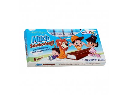 Maitre Truffout Plněná dětská mléčná čokoláda 100g