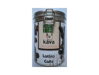 Great Garden Tea instantní káva Latino Café v dárkové dóze 200g