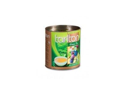 Tarlton zelený čaj borůvka 100g