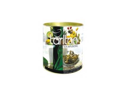 Tarlton zelený čaj Multi fruit 100g