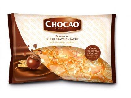 Vergani Mléčné čokoládové pralinky zlaté 1kg