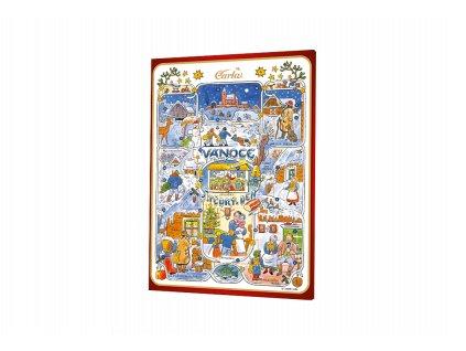 Adventní kalendář Štědrý den 75g