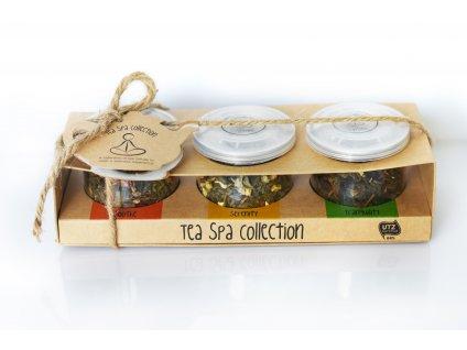 MCCOY Tea Spa Collection Čajová kolekce 3x15g