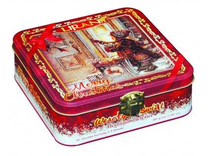 Liran Vánoční kolekce zelených čajů Koleda 4x10x2g
