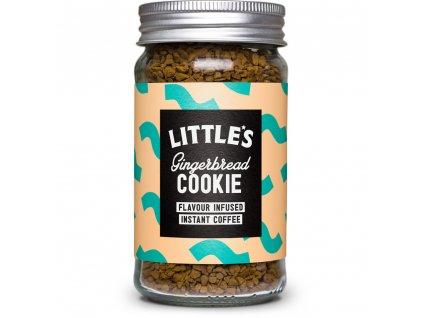 Littles Instantní káva Perníkové sušenky 50g