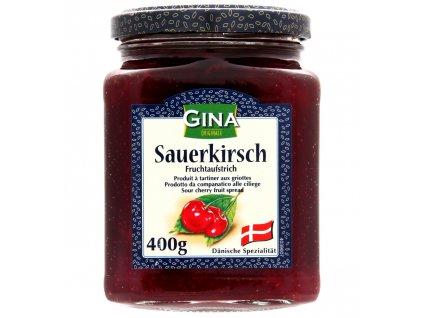 Gina višňový džem 400g