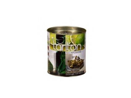 Tarlton zelený čaj s citrónem a limetkou 100g