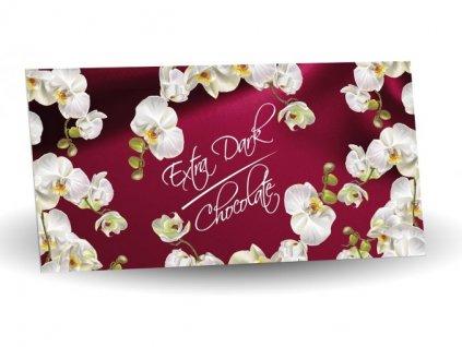 Orchidej Hořká čokoláda 75% 175g
