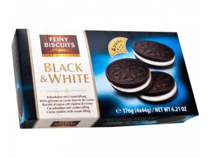 Oplatky Black & White 176g