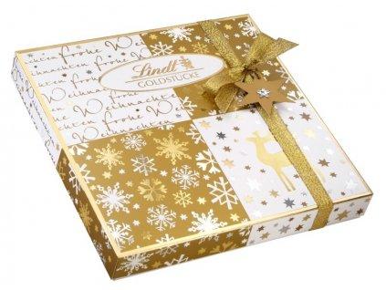 Lindt Goldstücke Směs čokoládových pralinek 180g
