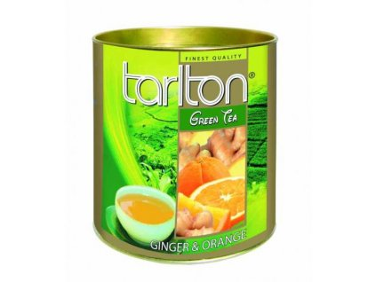 Tarlton Zázvor pomeranč 100g