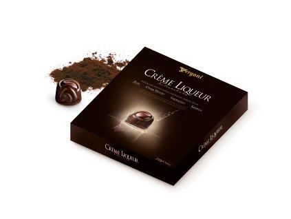 Vergani Creme Liqueur Čokoládové pralinky plněné likérovou náplní 250g