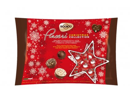 Socado Pralinky Piaceri christmas collection 1kg