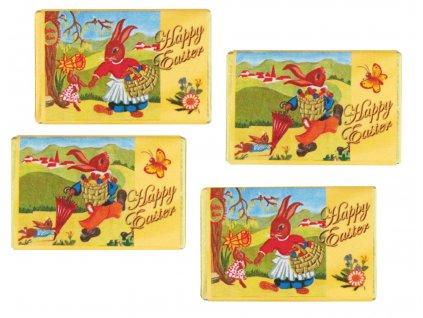 Storz Velikonoční čokoládky Happy Easter 9g