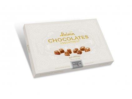 Laima Mléčné čokoládové pralinky s náplní 215g