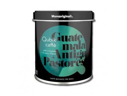 Qubik Caffé Mletá káva Guetemala 125g