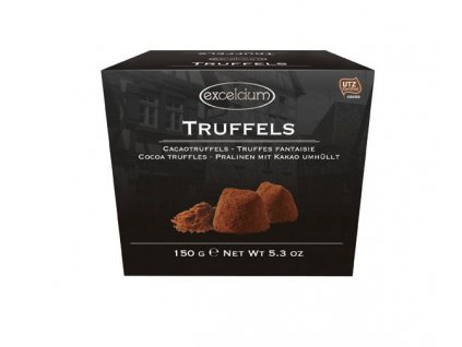 Excelcium Belgické truffels Original 150g